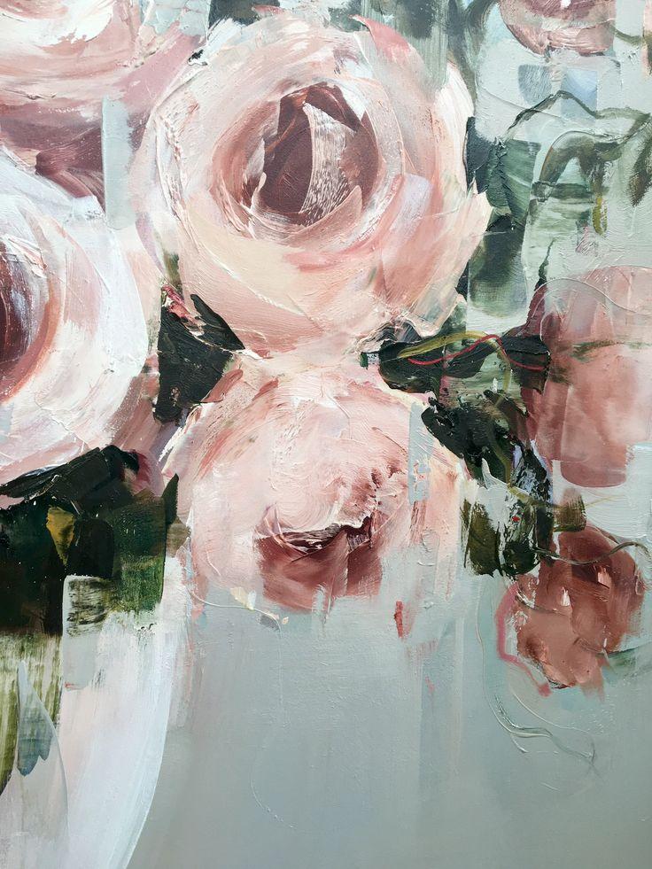 Detail - pink roses Nicole Pletts