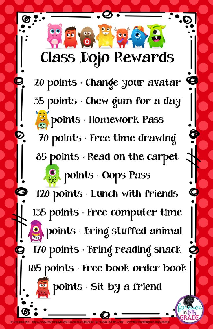 Classroom Reward Ideas For Middle School ~ Best class reward system ideas on pinterest