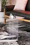 Thumbnail View 1: Halvar Acrylic Side Table