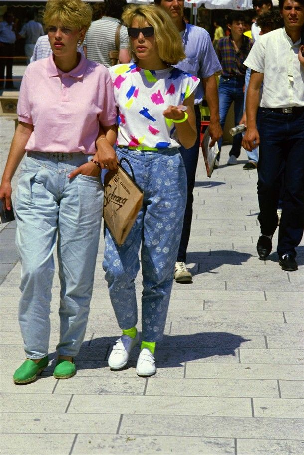 194 best images about 80s Fashion - Casual on Pinterest ...