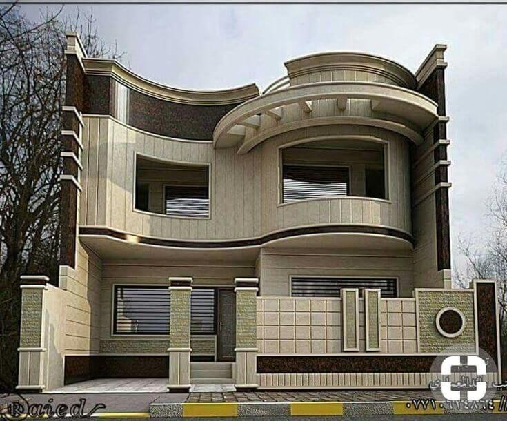 Top 30 Modern House Design Ideas For 2020 In 2020 Duplex House Design Bungalow House Design House Front Design