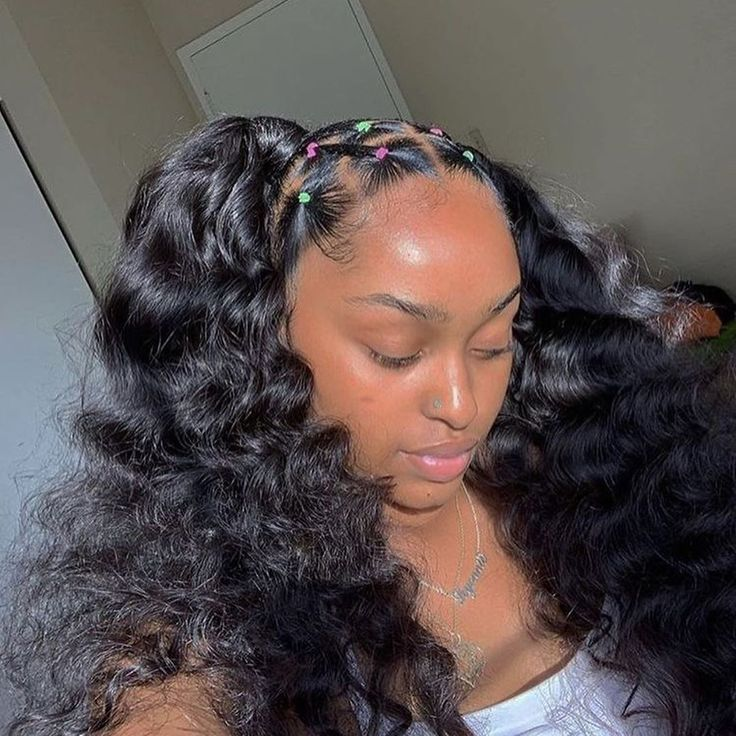 Hairstyles Rubber Bands Hair Ponytail Styles Natural Hair Styles Natural Hair Styles Easy