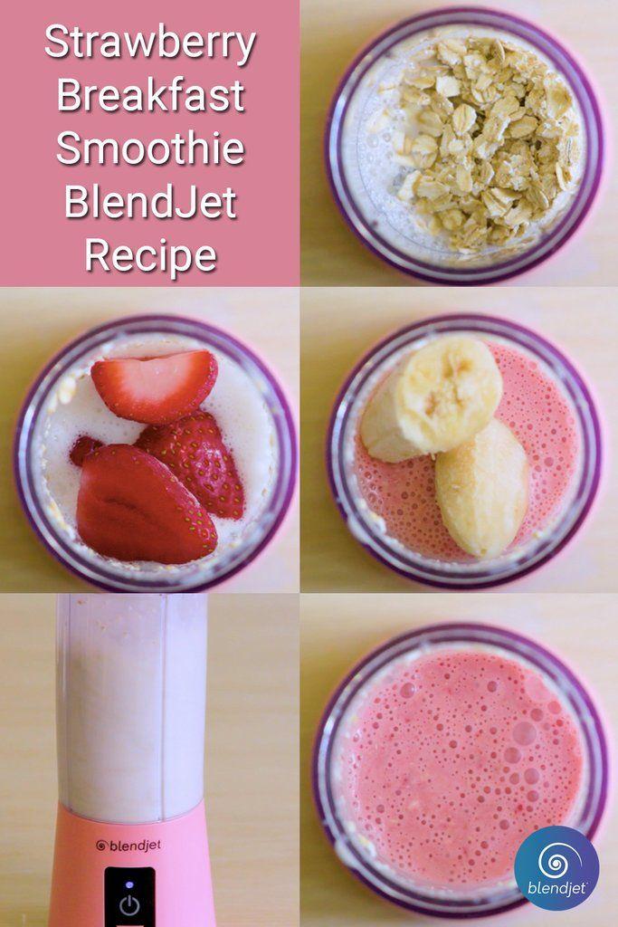 Berry Breakfast Smoothie Breakfast Smoothie Recipes