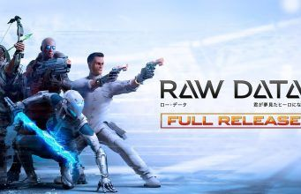 Raw Data Launches Today on PSVR Oculus Rift & HTC Vive New 90s-style Trailer Here