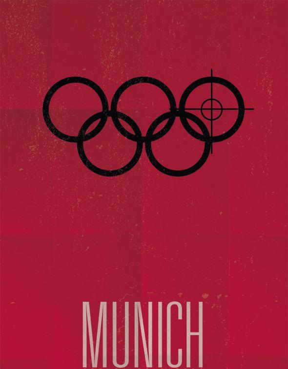 1972. Massacre Olímpico dos Jogos Olímpicos de Verão de 1972 em Munique, na Baviera, no sul da Alemanha Ocidental. 11 membros da equipe olímpica israelense foram tomados como reféns e, eventualmente, mortos.  Fotografia: Imgur.