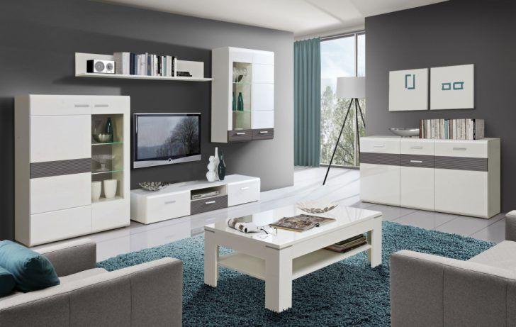 Innenarchitektur Wohnzimmer Schwarz Weis Grau Geraumiges