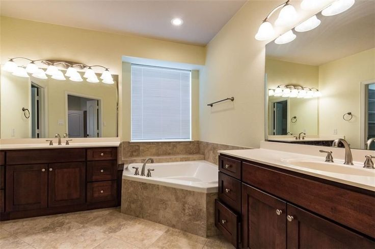 2101 Spur Ct, Denton, TX 76210 | MLS #13453067 - Zillow DARK STAINED CABINETS