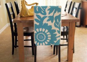 Dining Chair Seat Covers Short