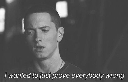 Eminem Swears He's Not Homophobic Despite All Of The Gay Slurs He Uses In His Music!