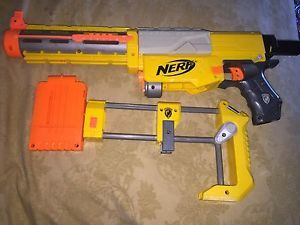 NERF RECON CS-6 N-STRIKE Sniper Rifle Dart Gun Blaster More