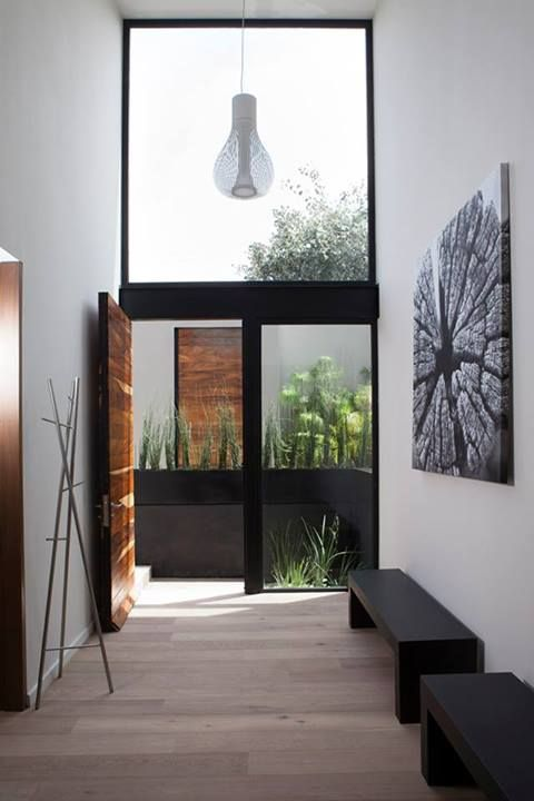 490 best images about entryways   lobbies   hallways on pinterest ...