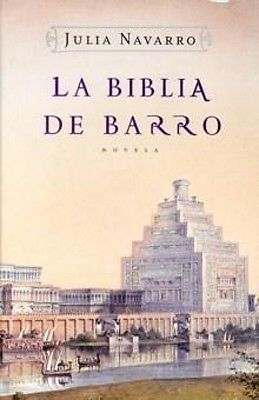 BIBLIA DE BARRO,LA JULIA NAVARRO    SIGMARLIBROS