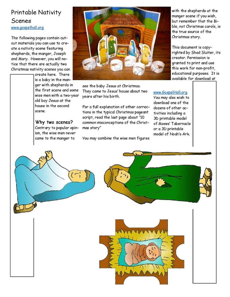 FileSunday School Lesson Activity 502 The Birth of the