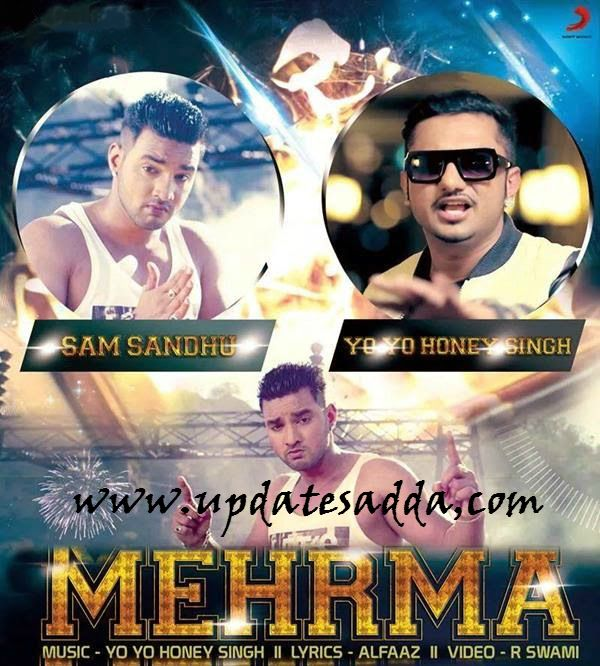 Mehrma Sam Sandhu Feat Yo YO Honey Singh Lyrics | Music Video