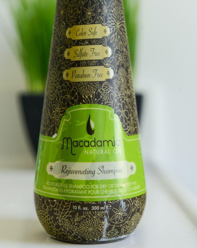 macadamia nut shampoo. Best shampoo ever. Find at marshalls