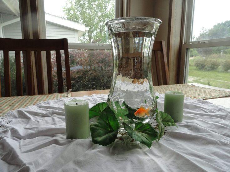 25 Best Ideas About Goldfish Centerpiece On Pinterest