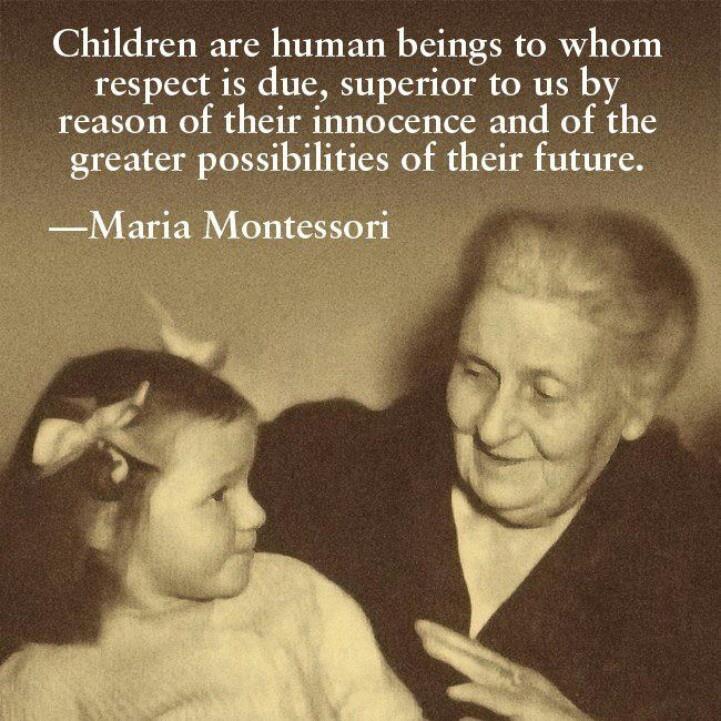 Maria Montessori Quotes: 104 Best Images About Maria Montessori On Pinterest