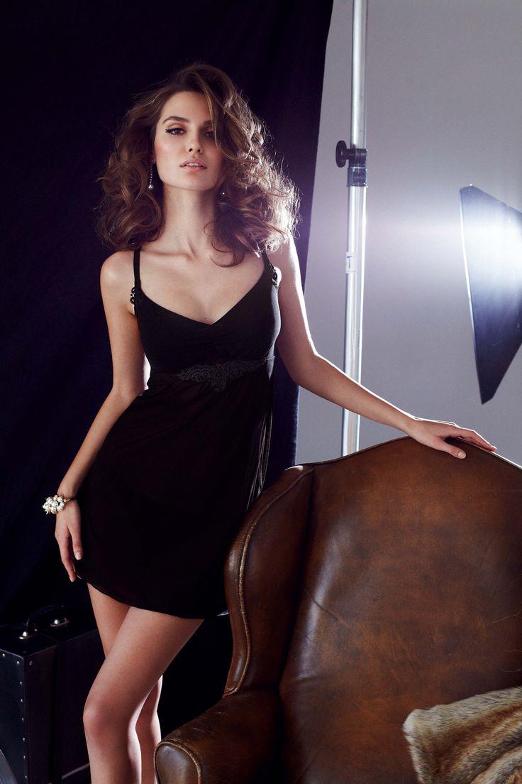 Picardía negro, Luxury Lingerie