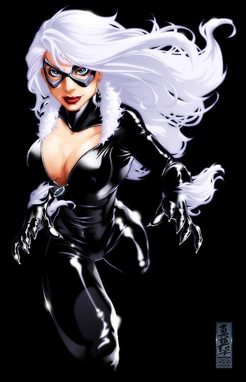 Black Cat - Mark Brooks