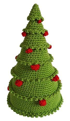 alberello crochet