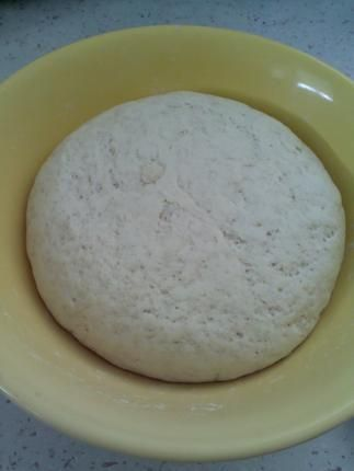 Pâte à pizza rapide
