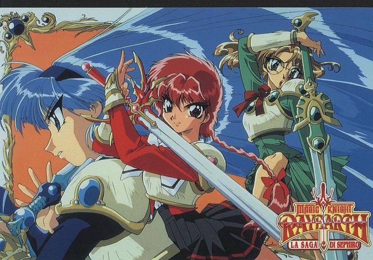 Rayearth. Las Guerreras Mágicas