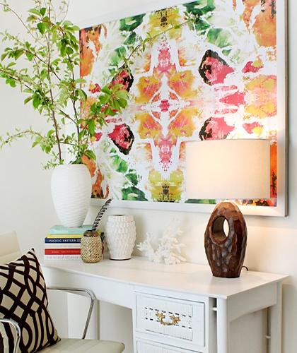 desk area: Wall Art, Decor, Interior, Ideas, Cozamia Darjeeling, Color, Cozamia Art, Art Prints, Painting