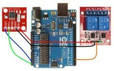 Arduino timer using RTC and Relays