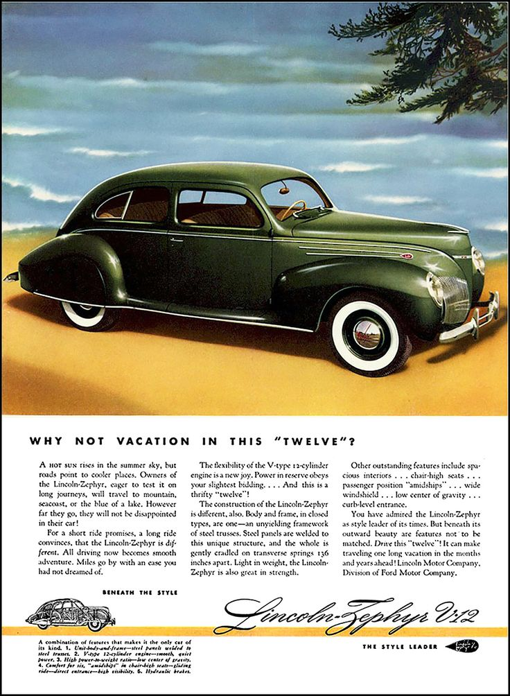 130 best Car Advertising images on Pinterest   Vintage cars ...