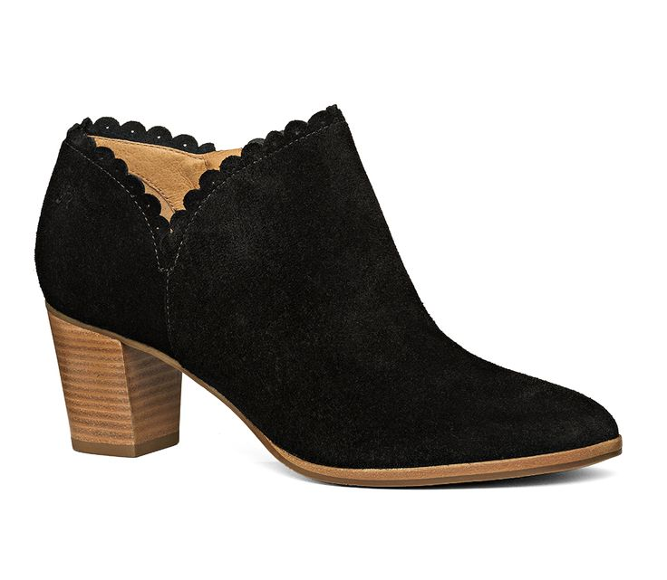 LOVE these Marianne Suede Bootie | Boots & Booties | Jack Rogers - Jack Rogers USA