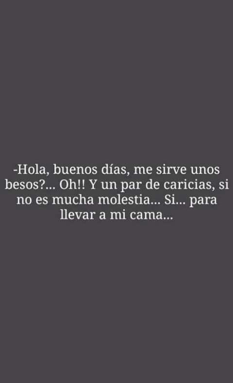 #love Buenos días:)