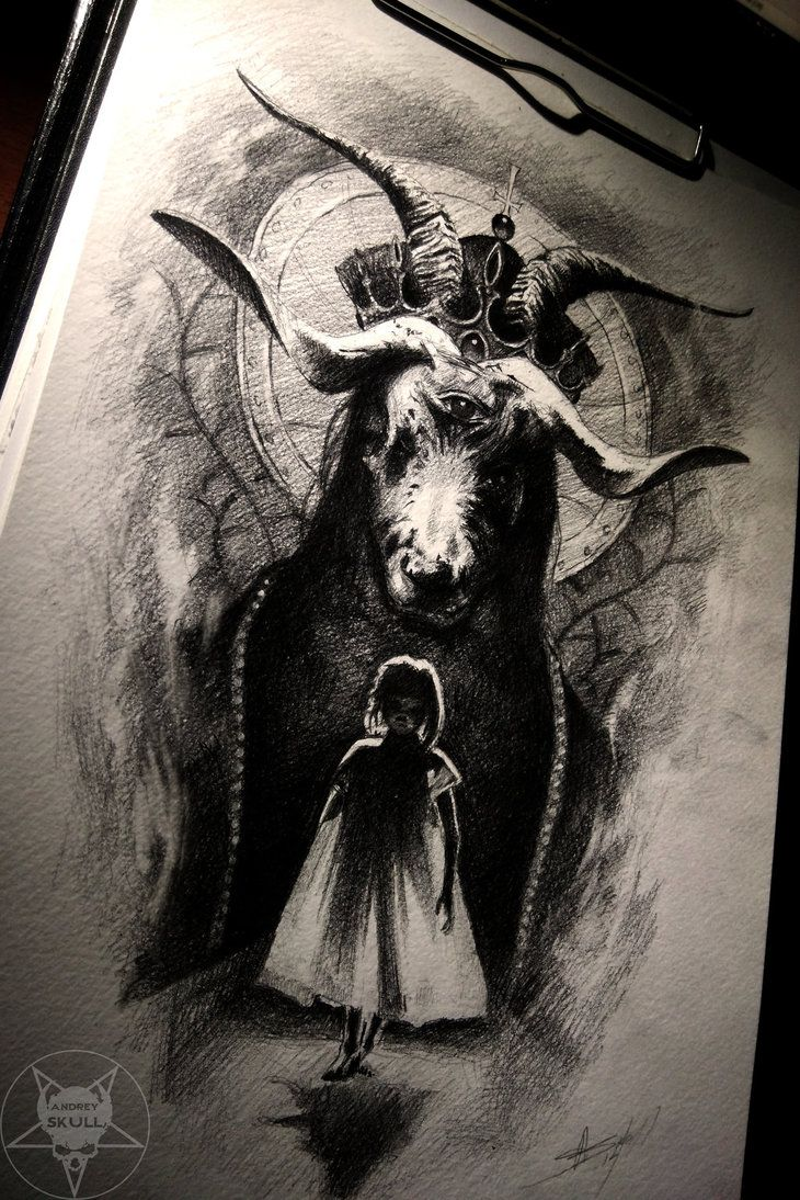 Darkness by AndreySkull - Reminds me of Pans Labrynth
