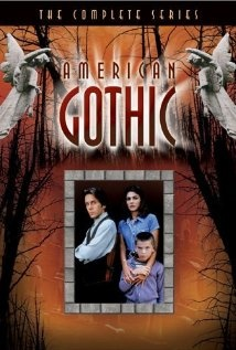 American Gothic (1995 TV Series) Gary Cole, Lucas Black and Paige Turco