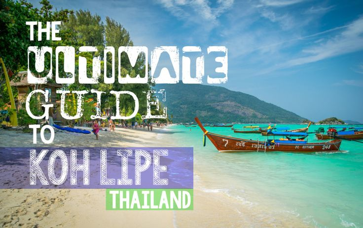 Koh Lipe Ultimate guide - Thailand Feature