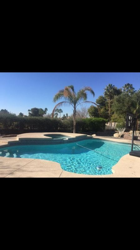 Used (normal wear) - Ocean Blue Swimming Pools  1 time repair or monthly service!  We offer our pool service & repair throughout the west valley!  Includes -Cleaning Service -Filters -Sand Filter Repair -Cartridges -Green Pools -Chemical Needs/ Water Testing   Goodyear-Avondale-Tolleson -Verrado-Buckeye-Surprise-Glendale  Message for estimates! $59.99