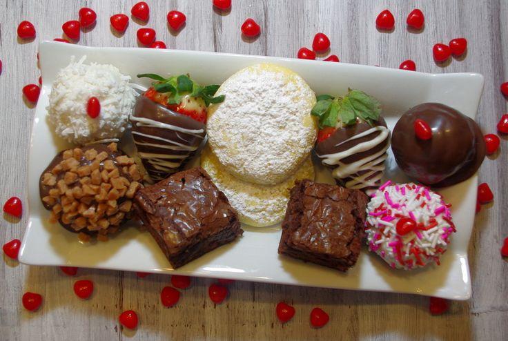 Valentine's Treats available at Tina Colada's in Halifax, Nova Scotia. www.facebook.com/TinaColadasGiftCreations