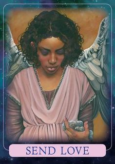 Oracle Card Send Love | Doreen Virtue - Official Angel Therapy Website