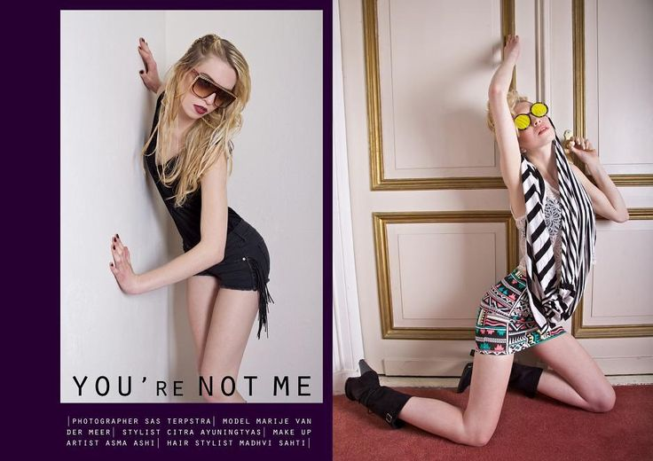 You're Not Me by Sas Terpstra > photo 1888663 > fashion picture