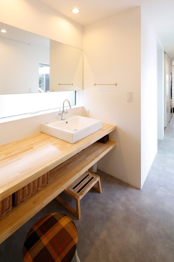 CASE 379   ひとつながりの家(福岡県糟屋郡)   注文住宅なら建築設計事務所 フリーダムアーキテクツデザイン