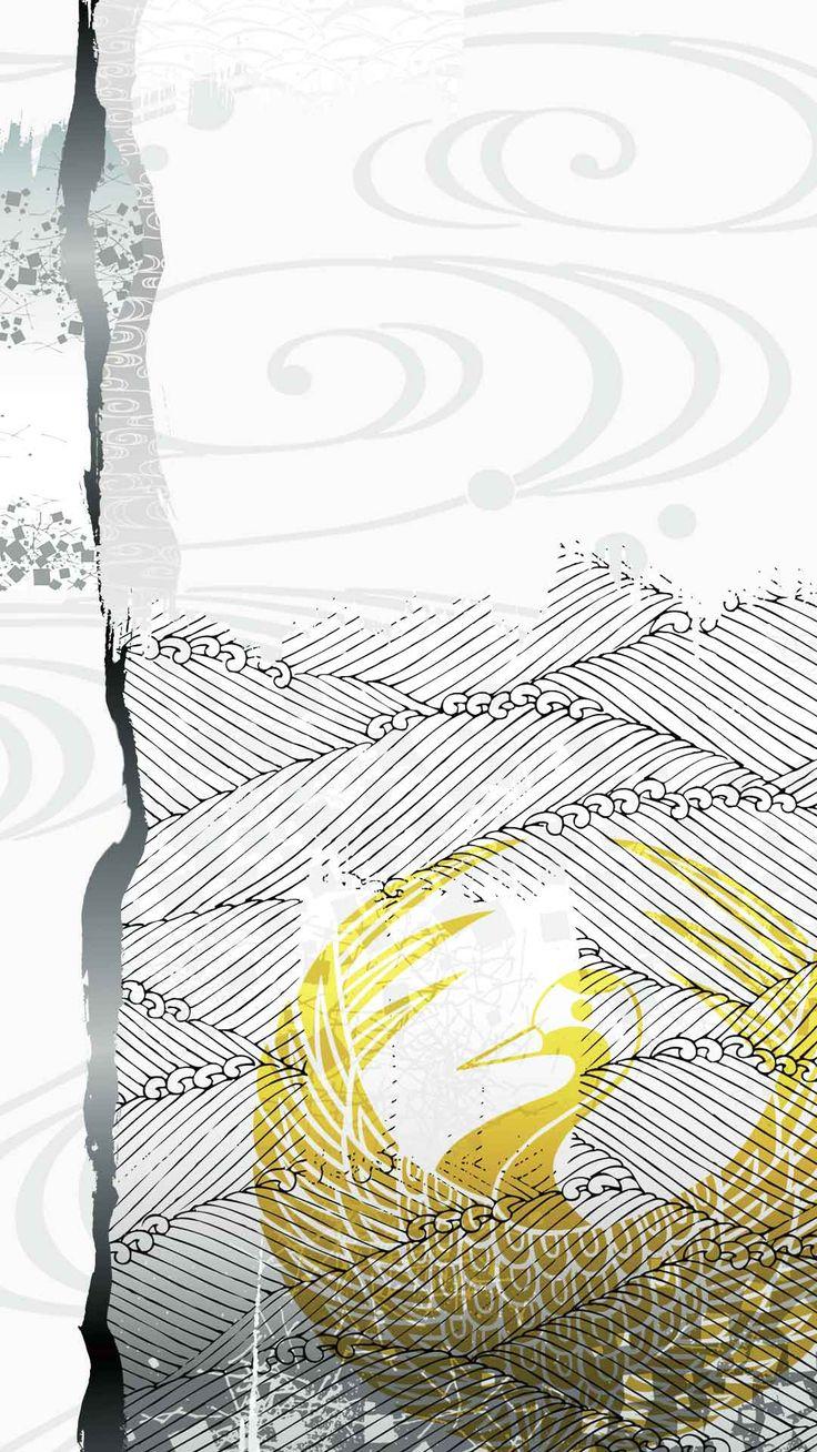 【フリー素材】刀剣乱舞スマホ用壁紙1・おだて組