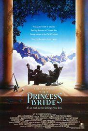 The Princess Bride Director: Rob Reiner Fantasy - 1987 A fairy tale adventure about a beautiful young woman and her one true love. He must find her after a long separation and save her. They must battle the evils of the mythical kingdom of Florin to be reunited with each other.... Ted Frank