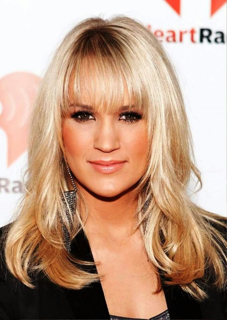 Blonde Celebrity Hairstyles - Pictures of Celebrities with ...