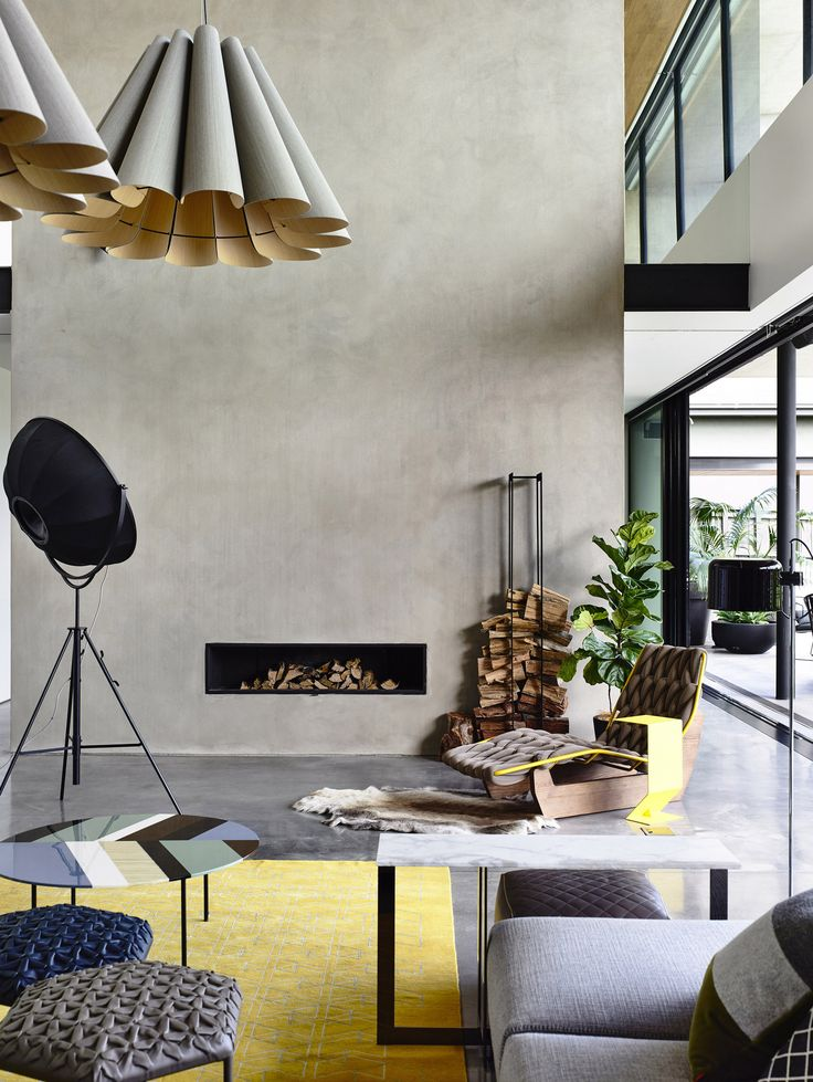 Image 9 of 25 from gallery of Concrete House / Matt Gibson Architecture. Photograph by Derek Swalwell