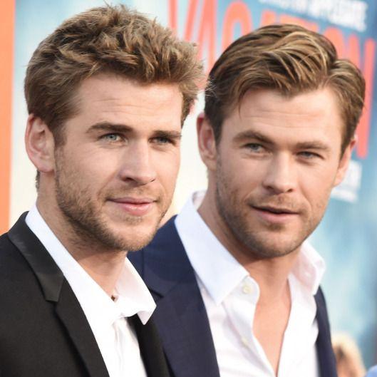 Quem São Os Irmãos Mais Famosos de Todos? http://votew.in/1T6gsYG  #ChrisHemsworth #LiamHemsworth