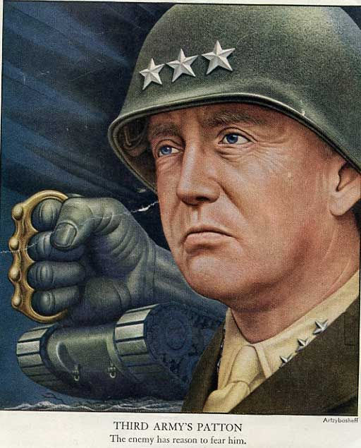 general george s patton jr essay Harry yeide fighting patton: george s patton jr through the eyes of his  enemies zenith press $3000 of the allied world war ii generals,.