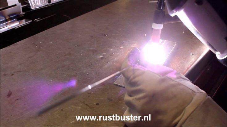 Het TIG lasproces is zeer goed geschikt voor het lassen van Alumnium. Het TIG lassen van aluminium vereist een wisselstroom (AC) lasapparaat. De lasstroom di...