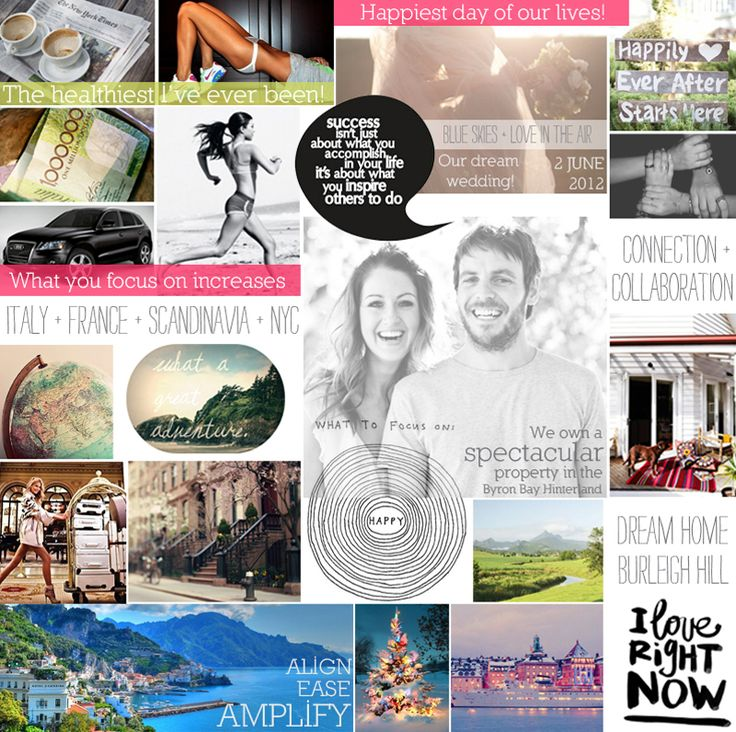 Article - How to create a vision board