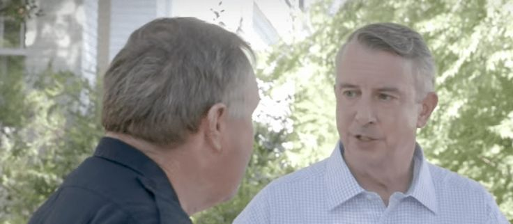 Gillespie takes lead in Virginia governor race, hammering Northam on sanctuary city policy