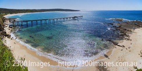 FM | Library > Galleries > Photos of Catherine Hill Bay > A sunny day at Catherine Hill Bay, 2:1 Panorama. > Edit