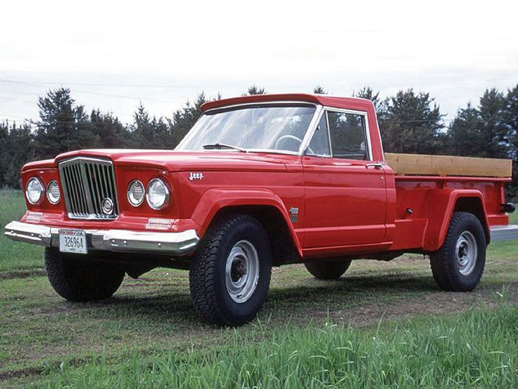 Just Listed For Sale 1965 Jeep Gladiator 4 X Stepside Half Ton J